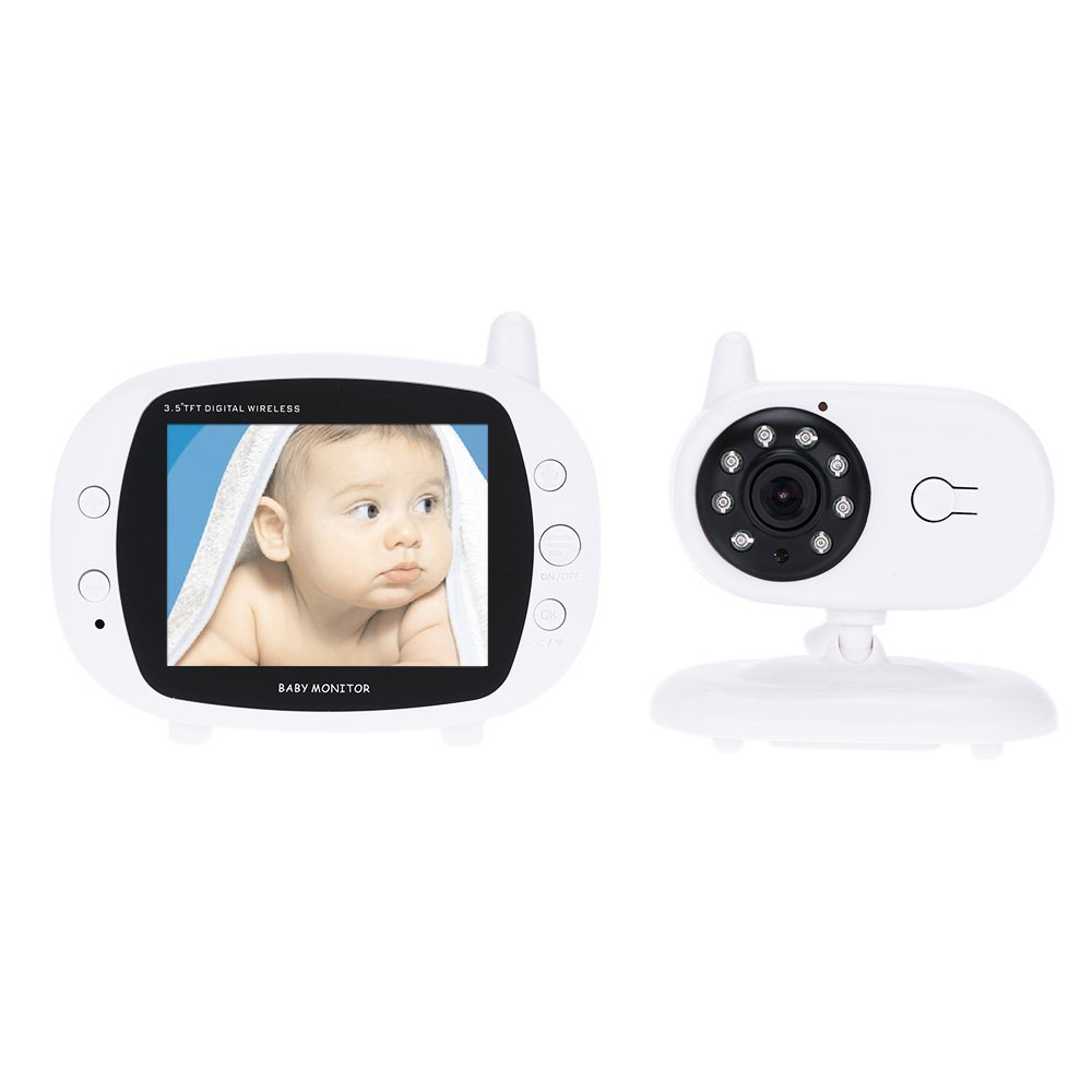 KKmoon, el mejor Vigila bebés con sensor de temperatura