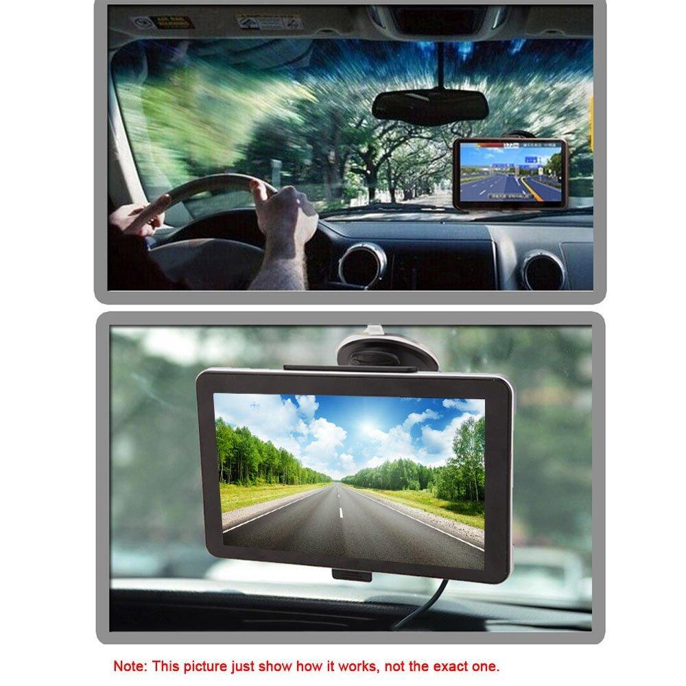 KKmoon 7″ HD GPS Navegador Portátil