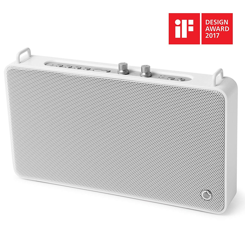 GGMM E5 altavoz inteligente inalámbrico, WiFi+Bluetooth