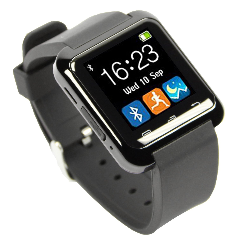[Nueva Versión] HAMSWAN Smartwatch Andriod Bluetooth 4.0