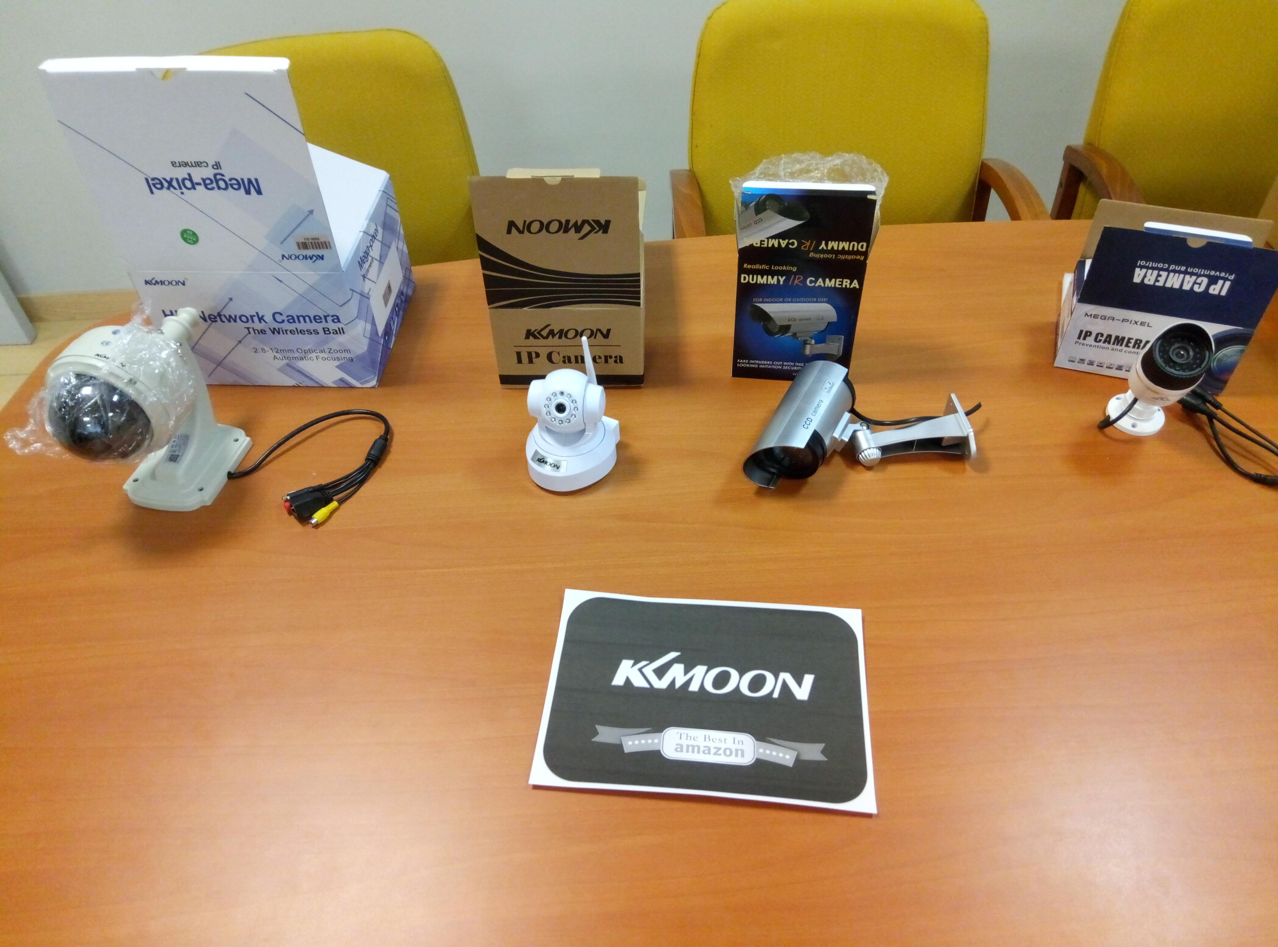 Comparativa mejores cámaras IP de Amazon 2017