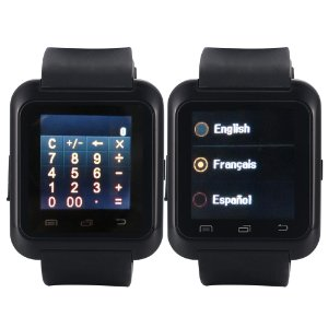 EasySMX Bluetooth 4.0 Multi-idiomas Reloj Inteligente Smartwatch